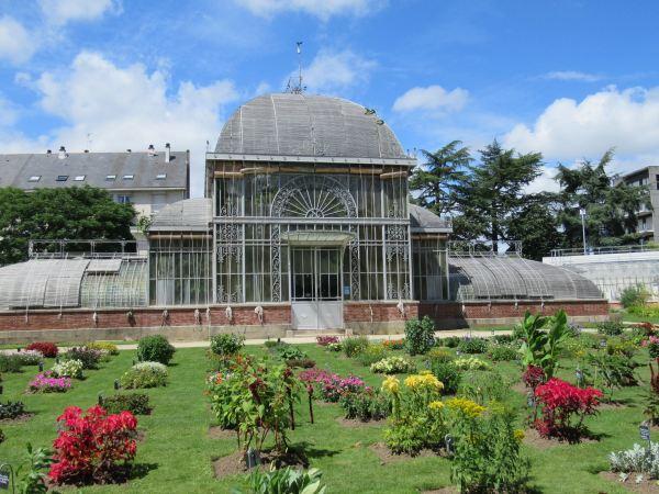 Puzzle Nantes Serre Jardin des Plantes - Jeu-de-Puzzle.net - jeu de ...