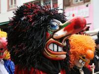 Carnaval : Bâle