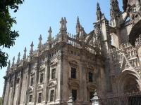 Séville : Cathédrale