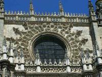 Séville : Grande Rosace
