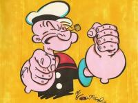 Popeye, the Sailor Man!