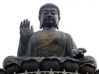 Hong Kong : Bouddha géant