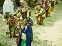 La file des croyants