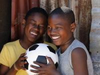 Afrique du Sud : Ballon