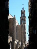 Barcelone : Tour Cathédrale