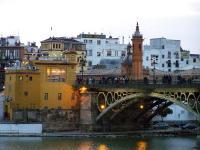 Séville : Pont de Triana