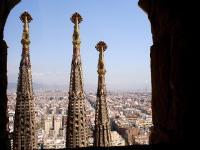 Barcelone : Hauteurs