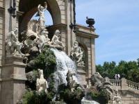 Barcelone : Chevaux de mer
