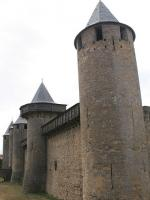 Carcassonne : Rempart