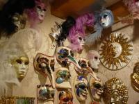 Mur de masques