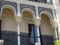Séville : style Néomudejar