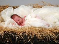 Le bébé Jesus !