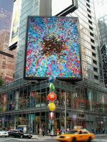 Time Square, M&M's store