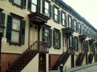 Harlem, rue ancienne