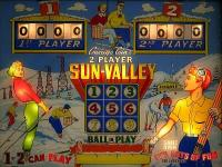 Pinball : Sun Valley