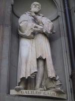 Statue de Galilée, Florence