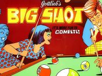 Pinball : Big shot