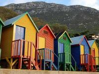 Afrique du Sud : À la plage