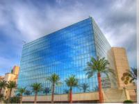Bahreïn : Cube de verre