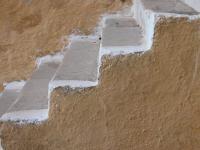 Un escalier en Crète