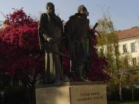 Brahe et Kepler, Prague