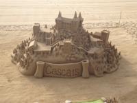 Château de sable portugal