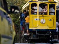 Le tram jaune