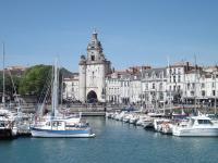La Rochelle Tour de l'horloge