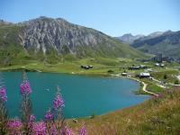 Lac de Tignes