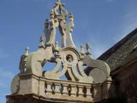 Baldaquin église de Carnac