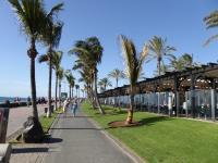 L'esplanade...