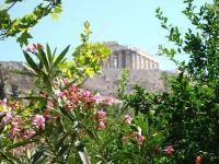 Acropole d'Athènes le Parthénon