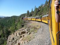 Le train de Durango