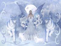 Ange et ses loups