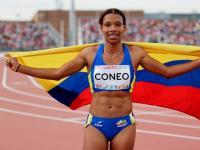 Athlète colombienne