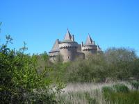 Chateau de Suscinio Morbihan