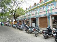 Rue de Pondichery, Inde