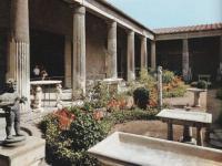 Pompéi maison des Vettii