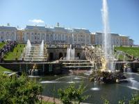 Palais Peterhof St-Pétersbourg