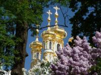 Dôme palais St-Pétersbourg