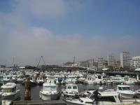 Boulogne, bateaux de plaisance
