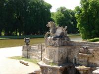 Vaux le Vicomte, les jardins