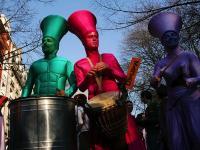 Carnaval coloré