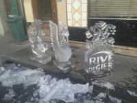 Taillé dans la glace