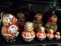 Matriochka poupées Russes