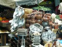 Marché à Accra