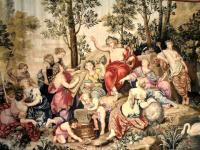 Fontainebleau tapisserie