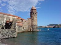 Clocher de Collioure