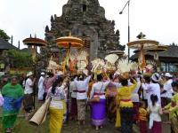 Bali : les offrandes