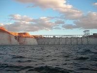 Barrage et lac Powel